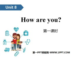 《How are you?》PPT(第一课时)