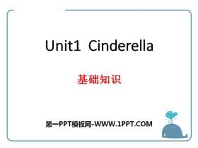 《Cinderella》基础知识PPT