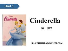 《Cinderella》PPT(第一课时)