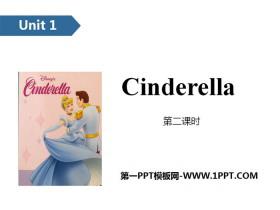 《Cinderella》PPT(第二课时)