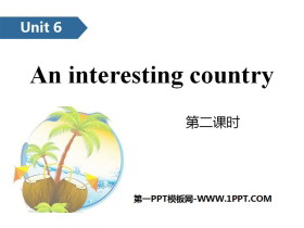 《An interesting country》PPT(第二�n�r)