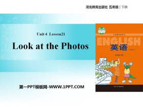 《Look at the Photos!》Did You Have a Nice Trip? PPT教学课件