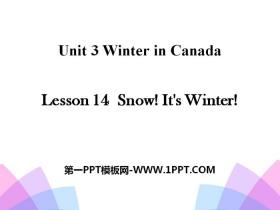 《Snow!It
