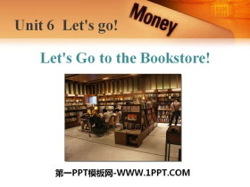 《Let's Go to the Bookstore!》Let's Go! PPT免费课件