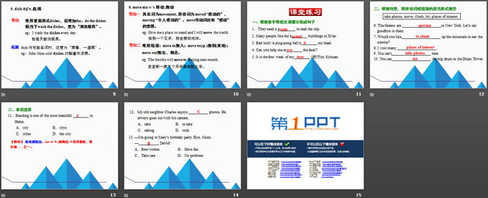《A Visit to Xi\an》A Trip to the Silk Road PPT