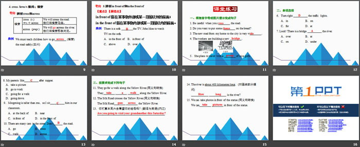 《A Visit to Lanzhou》A Trip to the Silk Road PPT