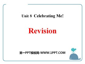 《Revision》Celebrating Me! PPT