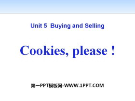 《Cookies,Please!》Buying and Selling PPT下载
