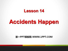 《Accidents Happen》Safety PPT下载