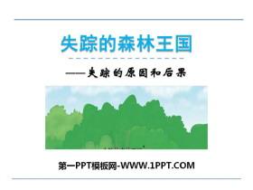 《失踪的森林王国》PPT