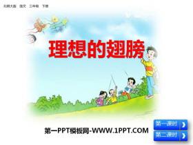 《理想的翅膀》PPTtt娱乐官网平台