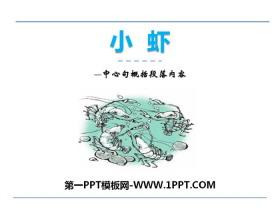 《小虾》PPT下载