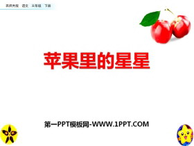 《苹果里的星星》PPT