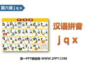 《jqx》汉语拼音PPT