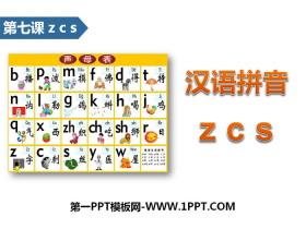 《zcs》汉语拼音PPT