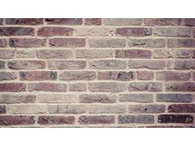 七张砖墙墙壁PPT背景图片