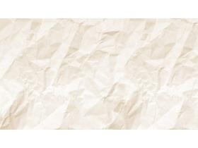五张褶皱纸张PPT背景图片