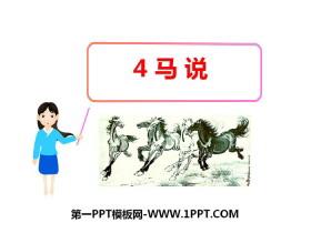 《马说》PPT教学课件