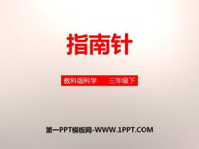 《指南针》磁铁PPT下载
