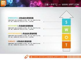 向上箭�^swot幻�羝��D表