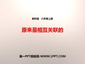 《原�硎窍嗷リP�的》生物的多�有�PPT