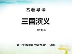 名著导读《三国演义》PPT