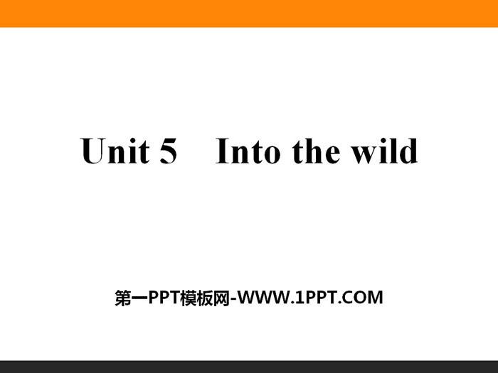 PPT - INTO THE WILD By Jon Krakauer PowerPoint ... |Into The Wild Powerpoint