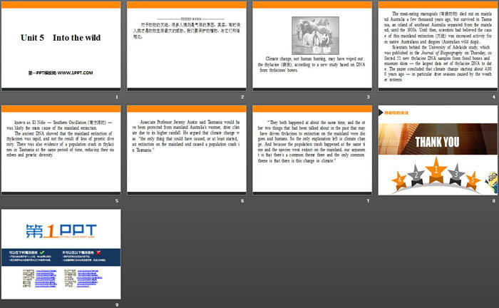 PPT – INTO THE WILD: Chapter 1-2 Vocabulary. PowerPoint ... |Into The Wild Powerpoint