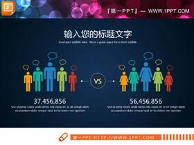 人口人��Ρ�PPT�D表