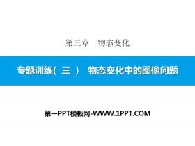 《物态变化中的图像问题》物态变化PPT