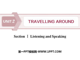 《Travelling Around》Listening and Speaking PPT�n件