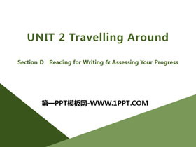 《Travelling Around》Section D PPT