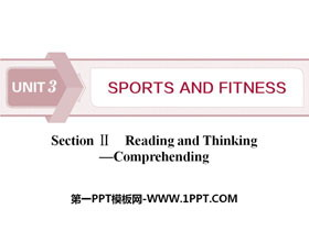 《Sports and Fitness》Reading and Thinking PPT�n件