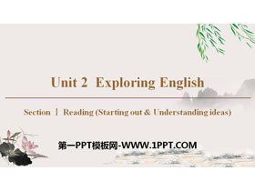 《Exploring English》Section ⅠPPT教�W�n件