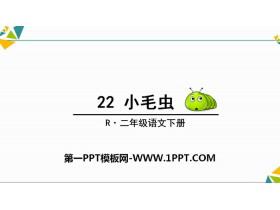 《小毛虫》PPT课件