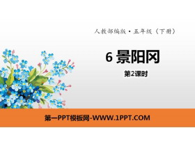 《景阳冈》PPT(第2课时)
