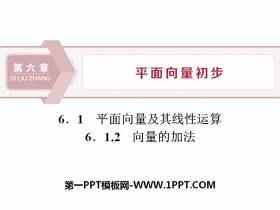 《平面向量及其线性运算》平面向量初步必发88课件(向量的加法)