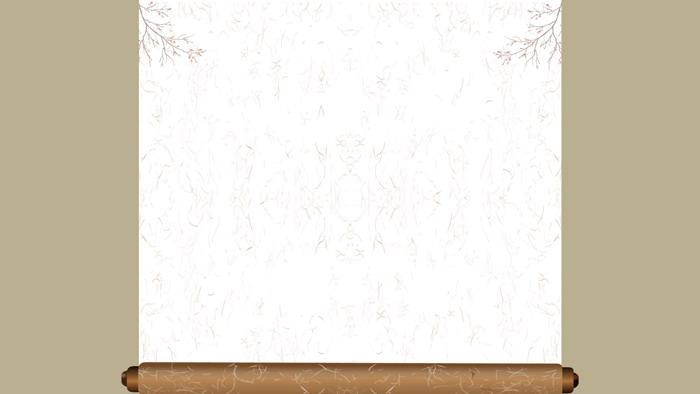 三��精美中���L��B卷�SPPT背景�D片