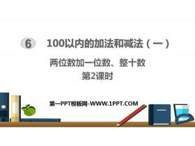 《�晌�导右晃�怠⒄�十�怠�100以�鹊募臃ê�p法PPT�n件(第2�n�r)
