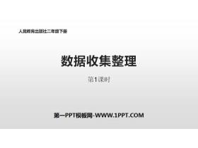 《数据收集整理》PPT(第1课时)