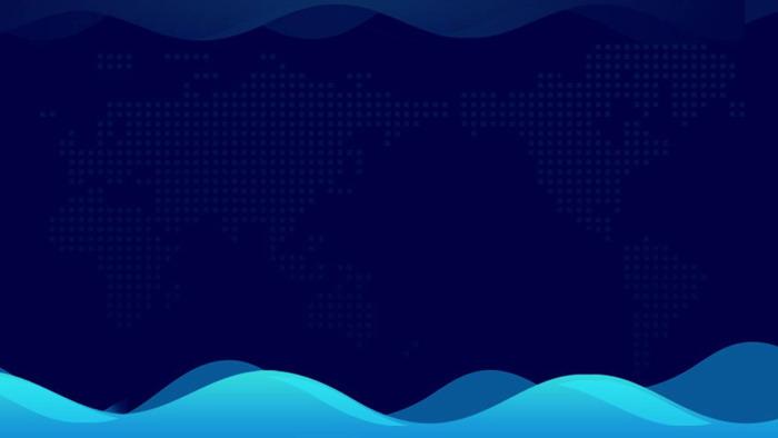 四张蓝色曲线科技必发88背景图片