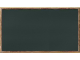 三张木质黑板PPT背景图片