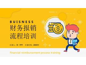 企业公司财务报销流程培训PPT