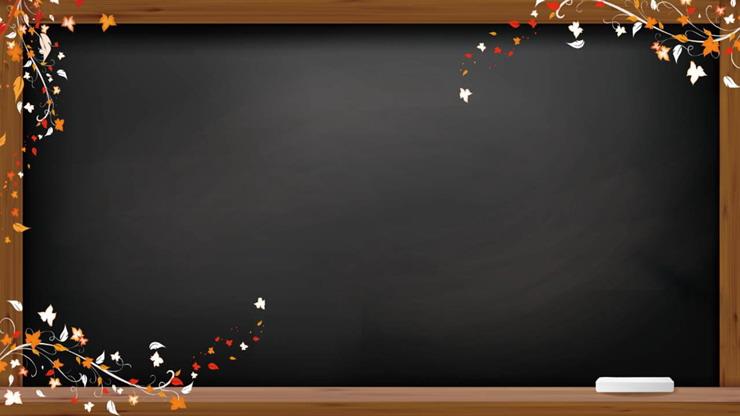 三张带花边装饰的黑板必发88背景图片