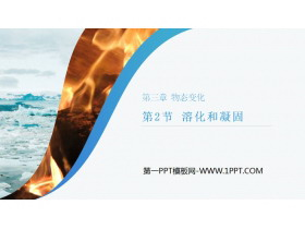 《溶化和凝固》PPT课件下载