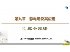 《库仑定律》PPT课件下载