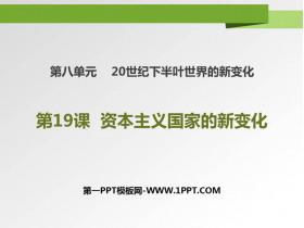 《�Y本主�x��家的新�化》PPT�n件
