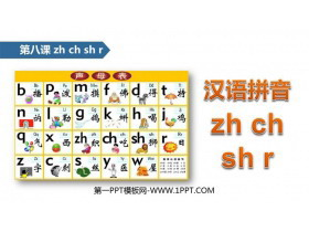 《zh ch sh r》PPT教学课件