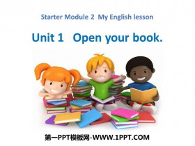 《Open your book》PPT�n件下�d