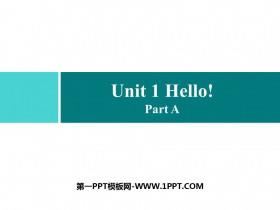 《Hello!》Part A PPT��}�n件